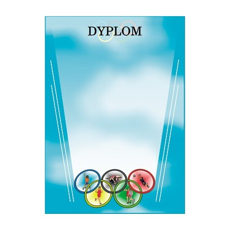 Dyplom papierowy - ogólny DYP28