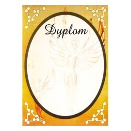 Dyplom papierowy - ogólny - Wiktoria DYP6