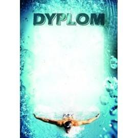 Dyplom papierowy - pływanie DYP83