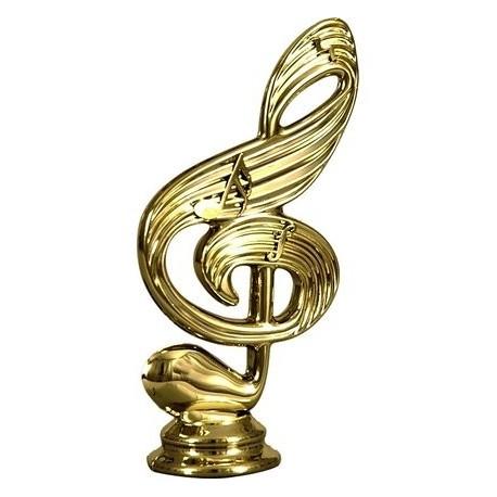 Figurka plastikowa - muzyka F157