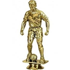 Figurka plastikowa - piłka nożna – złoto, srebro, brąz F24