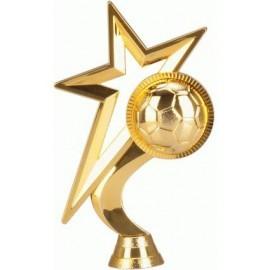 Figurka plastikowa - gwiazda - piłka nożna F250